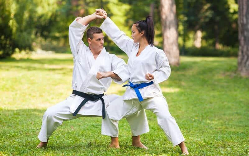 Martial Arts Lessons for Adults in Middle River MD - Outside Martial Arts Training