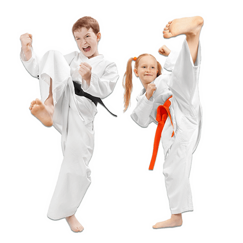 Martial Arts Lessons for Kids in Middle River MD - Kicks High Kicking Together