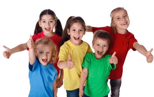 Martial Arts Summer Camp for Kids in Middle River MD - Happy Smiling Kids Footer Banner